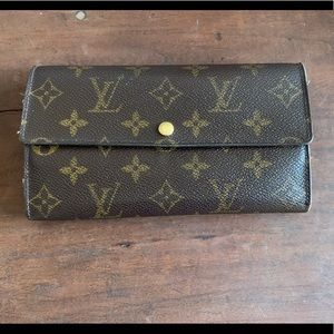 Louis vuttion Emily wallet